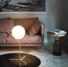FLOS IC Lights 200 T1 High Table Lamp – London Lighting