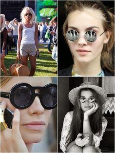 Conversa de Closet: Inspiração: óculos redondo http://conversadecloset.blogspot.com.br/2015/01/inspiracao-oculos-redondo.html