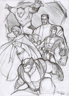 Astonishing X-Men by ~DenisM79 on deviantART