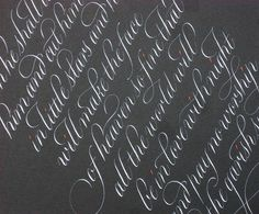 Rachel Yallop Calligraphy & Lettering
