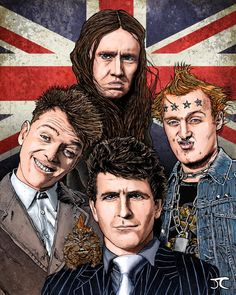 Image result for rik mayall art Rik Mayall, Young Ones, Caricatures, Art, Image, Art Background, Kunst, Performing Arts, Caricature