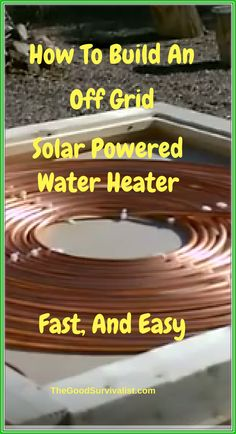 Simple Tips About Solar Energy To Help You Better Understand. Solar energy is something that has gained great traction of late. Both commercial and residential properties find solar energy helps them cut electricity c Solar Energy Panels, Best Solar Panels, Off Grid Solar Power, Solar Powered Water Heater, Diy Solar Water Heater, Diy Heater, Pool Heater, Alternative Energie, Solar Projects