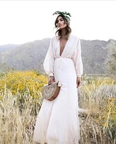 """3,568 Likes, 35 Comments - House Of Harlow 1960 (@houseofharlow1960) on Instagram: """"a field of dreams in the #hohxrevolve Leslie Maxi """""""