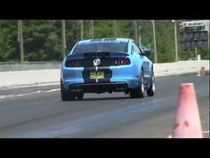 Video: First 2013 Shelby GT500 in the 9s ► http://www.only4realmen.com/?p=29605