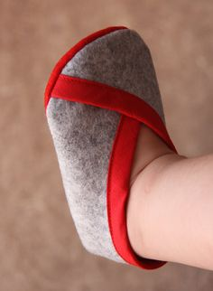 little wool shoes