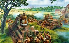 1940 Defensa francesa - Peter Dennis