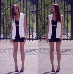 B (by Nika H) http://lookbook.nu/look/3752773-B-W