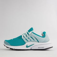 Nike Air Presto Mens Running Trainers Shoes Rio Teal/White #Nike #CasualShoes