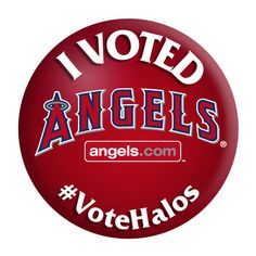 #VoteHalos #VoteTrout #VoteTrumbo Get 'em to the All Star Game!