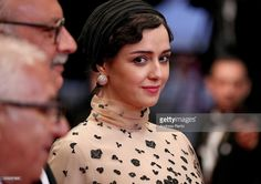 Actress Taraneh Alidoosti attends the 'Elle' premiere during the 69th annual Cannes Film Festival at the Palais des Festivals on May 21, 2016 in Cannes, France.