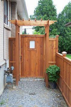 side gate idea