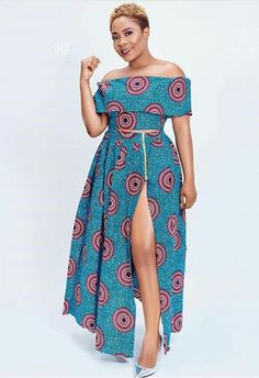 The complete collection of Exotic Ankara Gown Styles for beautiful ladies in Nigeria. These are the ideal ankara gowns African American Fashion, African Fashion Ankara, African Inspired Fashion, African Print Dresses, African Print Fashion, Africa Fashion, African Prints, African Dress Styles, African Clothes
