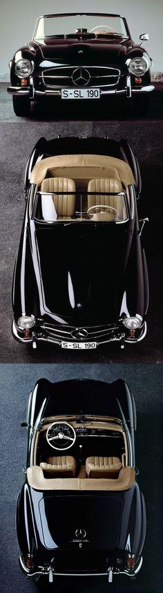 1951 190SL Coupe Cabriolet