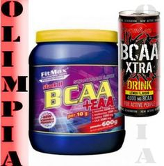 Fitmax - BCAA   EAA 600g Aminokwasy próbka bcaa