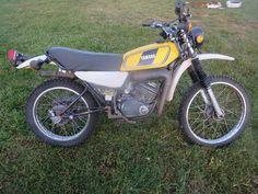 1978 Yamaha 125 Enduro as Is for Parts Only No GUARANTEE | eBay