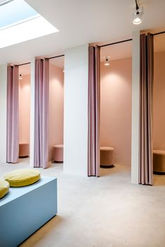 Lighting For Retail Fitting Rooms