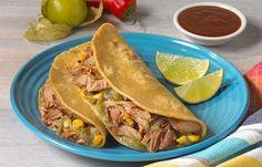 TortillaLand | Braised Pork Tacos Recipe | Corn Tortillas