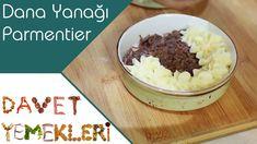 Dana Yanağı Parmentier Tarifi - YouTube Homemade Beauty Products, Beef, Make It Yourself, Meals, Ethnic Recipes, Desserts, Food, Youtube, Eten