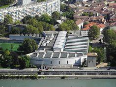 GRENOBLE. Museo de Bellas Artes. Microclima (Efecto Foehn).