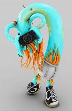 3D Illustration by Mark Gmehling