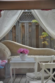 From my bridal shower - Outdoor Bridal Shower