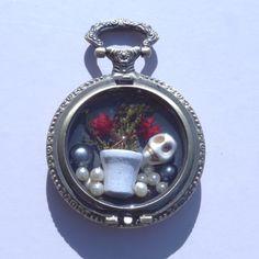 "Selling this """"Goosebumps"" inspired pendant"" in my Poshmark closet! My username is: endosurvivor. #shopmycloset #poshmark #fashion #shopping #style #forsale #RESINation Jewelry #Jewelry"