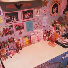 bedroom aesthetic dream rooms pink indie decoration