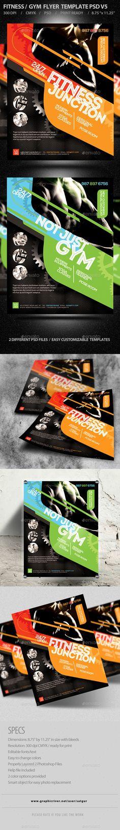 Fitness/Gym+Business+Promotion+Flyer+V2