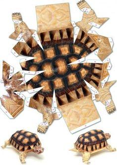 new ideas origami cube art Origami Cube, 3d Paper Crafts, Paper Crafts Origami, Paper Toys, Diy Paper, Diy And Crafts, Crafts For Kids, Paper Animals, Paper Folding