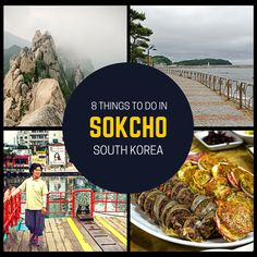 8 Things To Do in Sokcho, South Korea by @lifeoutsideoftx