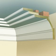 """632 Likes, 20 Comments - Kuiken Brothers Company Inc. (@kuikenbrothers) on Instagram: """"Here you go! Just three different profile patterns used to create this five profile cornice build-…"""""""
