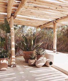 Pergola For Front Of House Product Pergola Patio, Backyard Landscaping, Backyard Patio, Ibiza Stil, Patio Flooring, Pergola Attached To House, Ibiza Fashion, Outdoor Living, Outdoor Decor