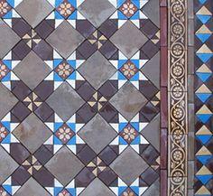Minton tiles, england