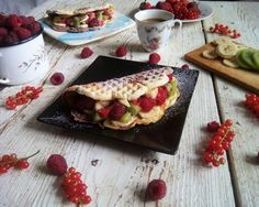 Wafle Waffle Recipes, Allrecipes, Breakfast, Sweet, Food, Morning Coffee, Candy, Cookie Recipes, Essen