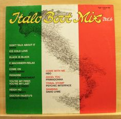 ITALO-BOOT-MIX-Vol-6-Vinyl-LP-ZYX-Records-Top-RARE-Italo-Disco-Pop