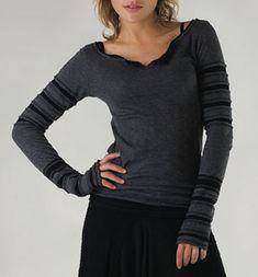 Psylo Lampu Slub Sweater