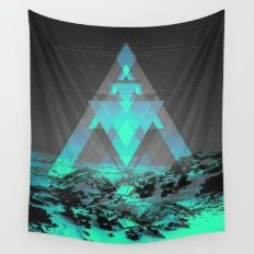 Neither Real Nor Imagina… Wall Tapestry