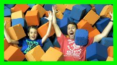 awesome Watch BOYS JUMPING AT SKY ZONE (Day 1559)