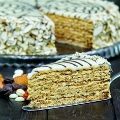 """Anybenyraba: торт """"Эстерхази"""""""