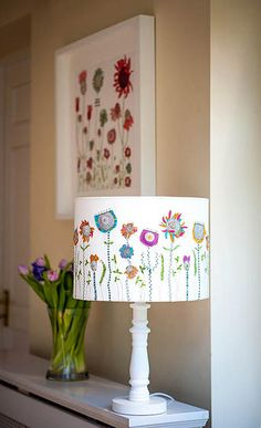 4 Lucky Tips: Lace Lamp Shades Doilies lamp shades white shabby chic. Bedside Lamps Shades, Old Lamp Shades, Hanging Lamp Shade, Painting Lamp Shades, Painting Lamps, Table Lamp Shades, Lamp Table, Shabby Chic Lamp Shades, Rustic Lamp Shades