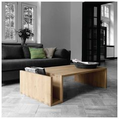 Moderne Eiken Salontafel.61 Beste Afbeeldingen Van Design Salontafels En Bijzettafels