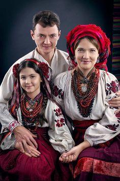 Ukrainian national clothes
