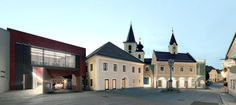 Town Centre Sarleinsbach,© Josef Andraschko