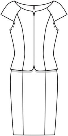 Dress BS 2/2014 108
