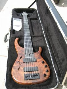 photos of modulus basses | Post a comment on Modulus Quantum Six String Bass Guitar :