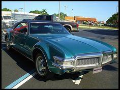 1969 Oldsmobile Toronado  455 CI, Automatic