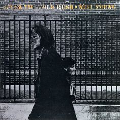 After the Gold Rush by Neil Young (1970) | Community Post: 42 Classic Black And White Album Covers