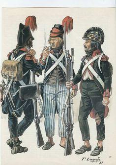 Fucilieri della fanteria leggera