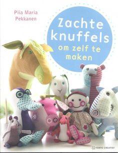 Zachte knuffels om zelf te maken | Naaipatronen.nl | zelfmaakmode patroon online