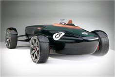 The Bentley Barnato Roadster is a concept designed by Ben Knapp Voith while attending an 8-month design internship at Bentley. It is a modern interpretation of what the Bentley Boys (elite and adventurous British gentlemen racers who drove Bentley sports cars in the 1920s) would drive today. Ben´s tribute was inspired by Bentley´s early cars but also the gracious curves of the R-Type Continental. The end result is a stylish contemporary car with self-evident attention to detail. 3